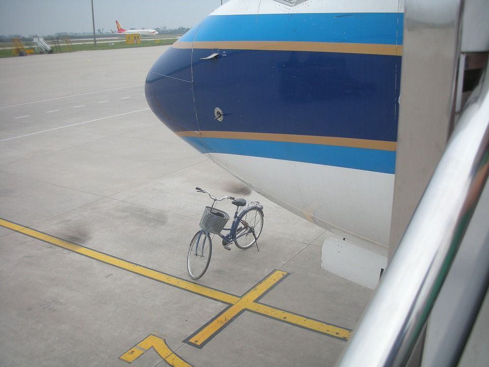 Comment transporter son vélo en avion ?